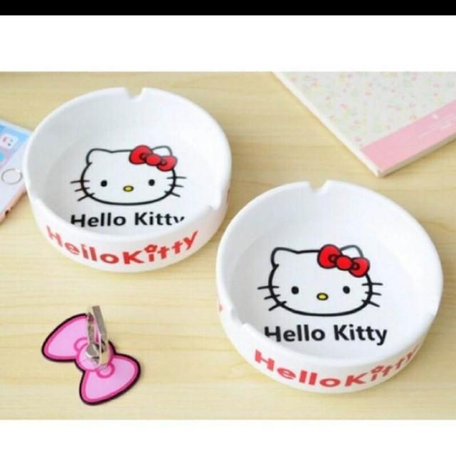 Kitty煙灰缸
