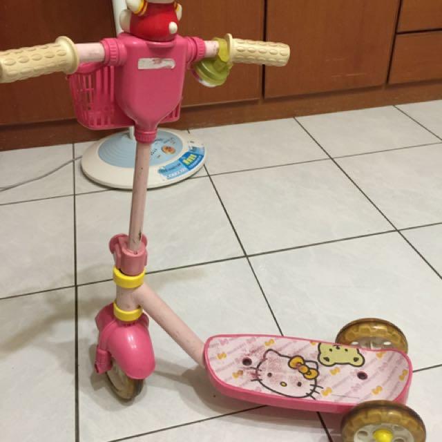 Kitty滑板車