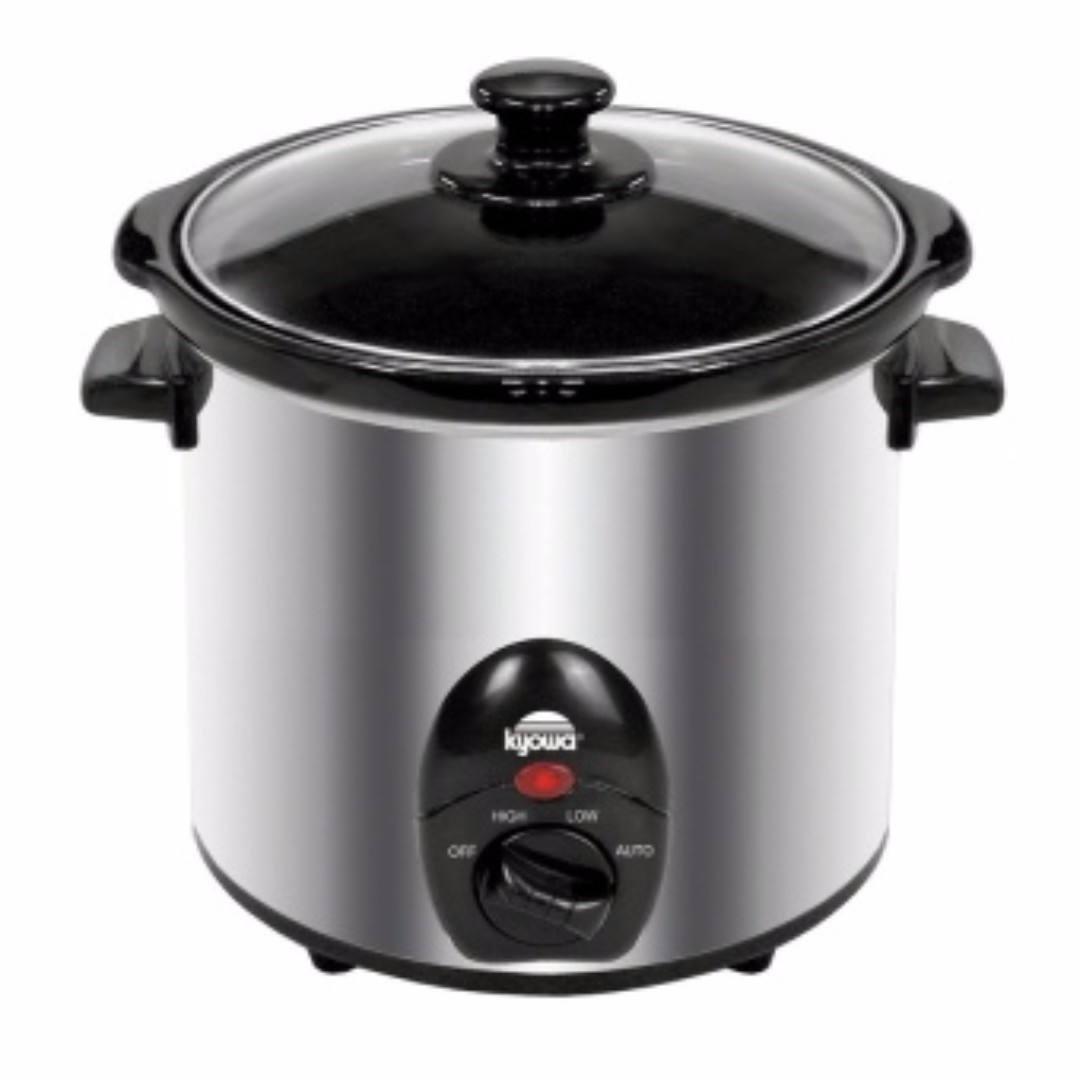 LAST DAY! PRICE REDUCED! - Kyowa slow cooker 3L