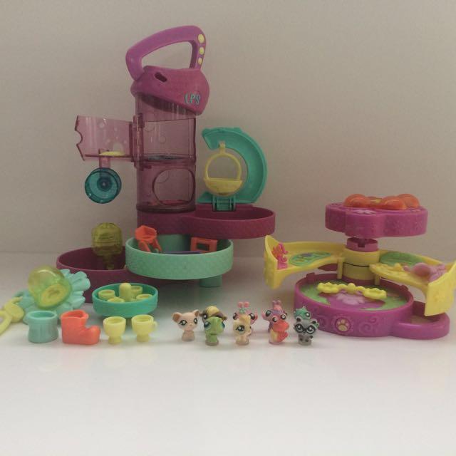 Littlest pet shop minis sets