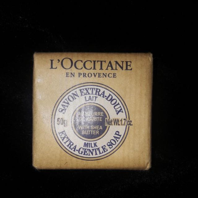 L'Occitane Soap