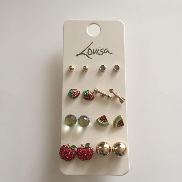 Louisa earring set