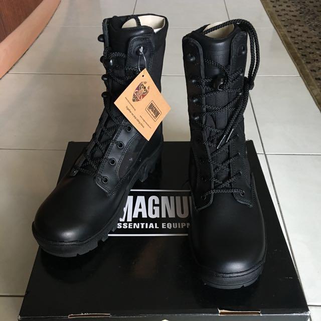 Magnum Spartan XTB boots 692062ad4