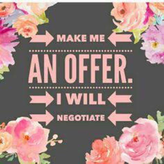 Make offers