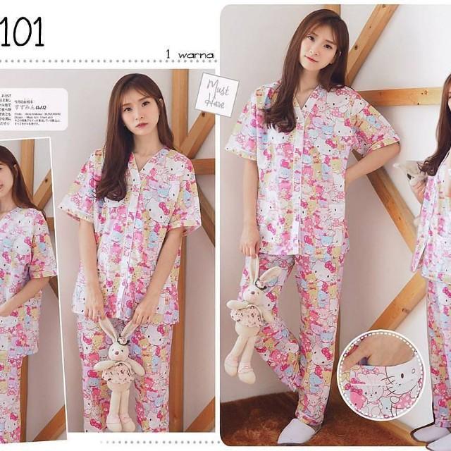 New HK pajamas