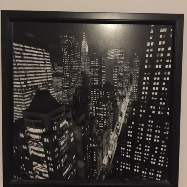 New York Framed Wall Art