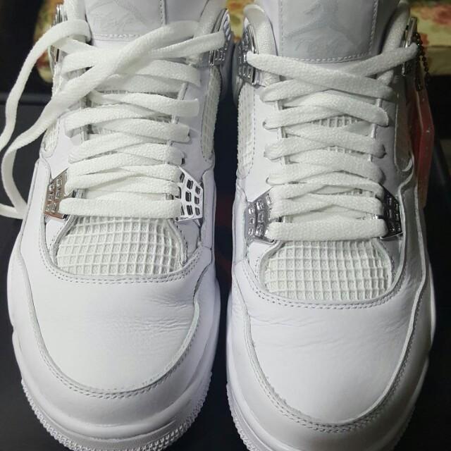 Nike Air Jordan 4 Retro Pure Money, Men