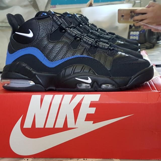 Nike Chris Webber Air Max Sensation