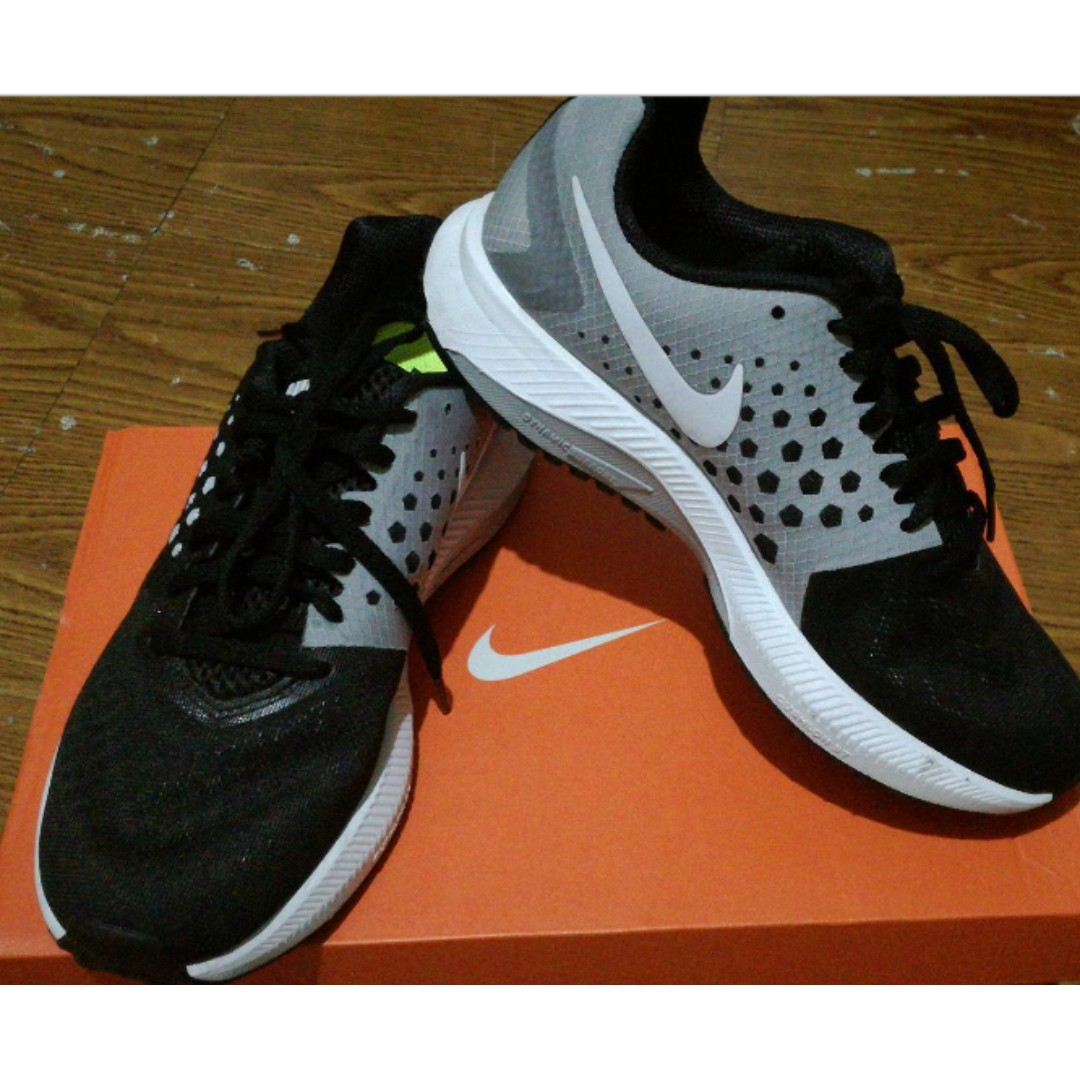 Nike Zoom Span Womens Fashion Shoes On Carousell Women Pink