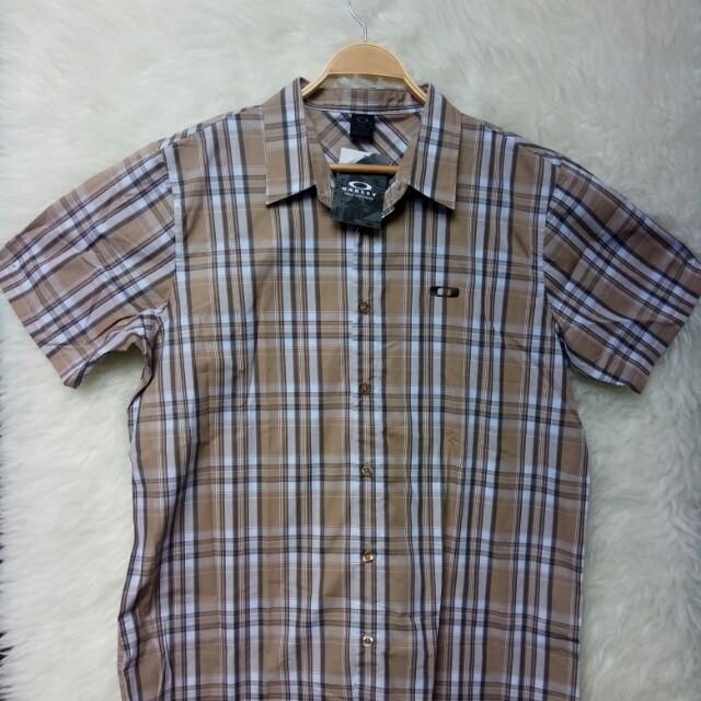 Oakley Shirt / Kemeja Oakley Original Size L