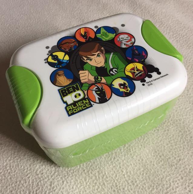 🆕Ori Ben 10 Lunch box