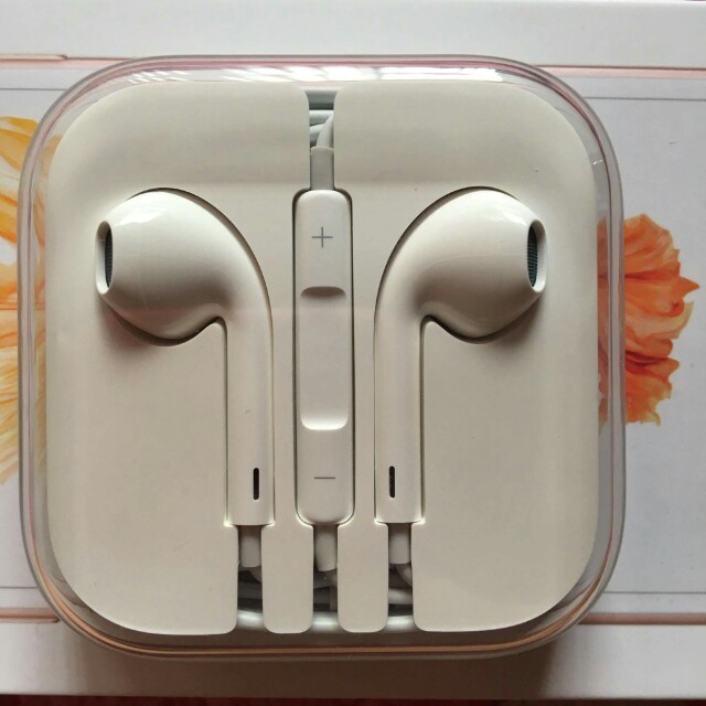 Original Apple Earpods
