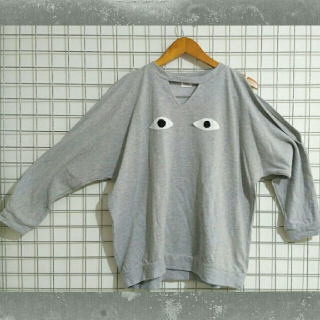 Oversized Sweater by Ugly