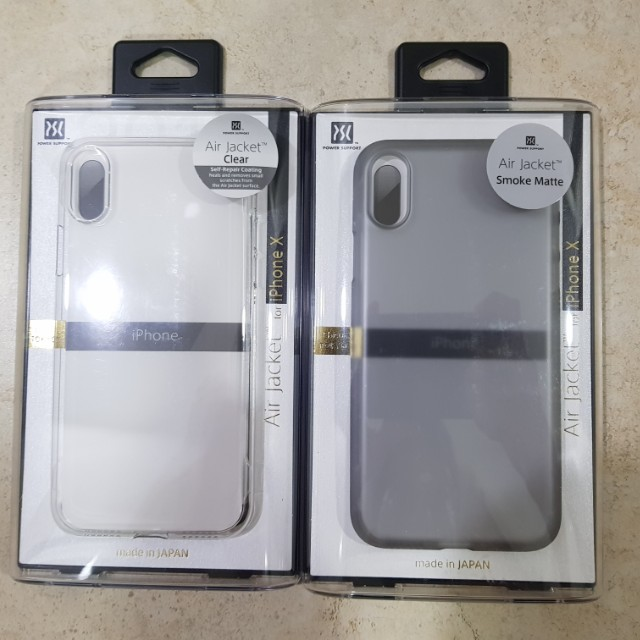 hot sales 42b3f ac545 Power Support Air Jacket for iPhone X