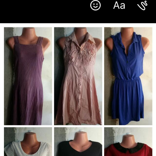 PRELOVED DRESSES @ 99