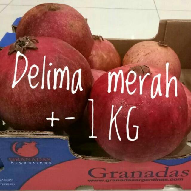 Red pommade delima merah 1kg