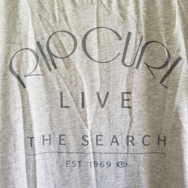 Ripcurl T-shirt Size 12