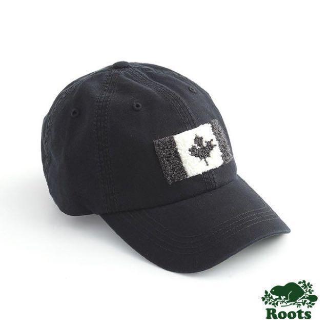 Roots棒球帽 S號
