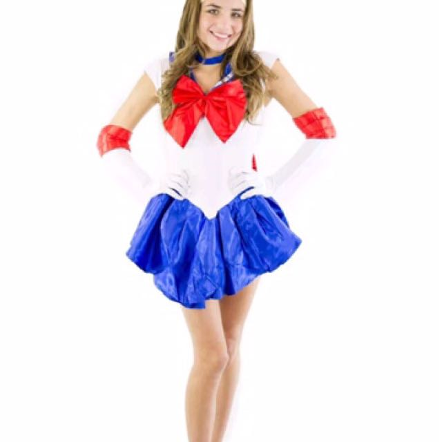 SAILOR MOON COSTUME SMALL