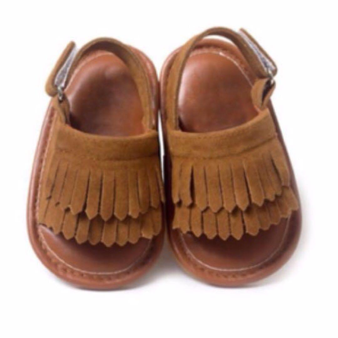 Sandal Sepatu Anak Kulit Baby Kids Prewalker