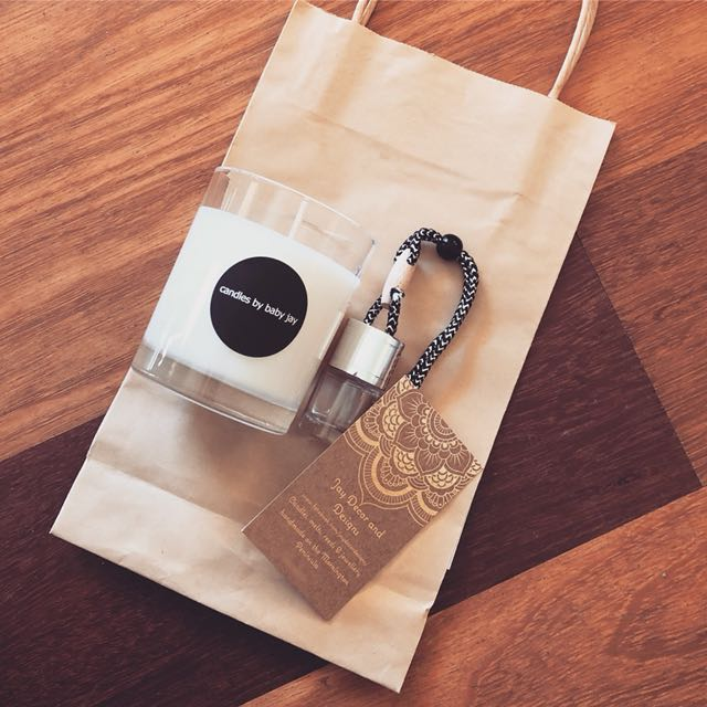 Scented Gift Bag
