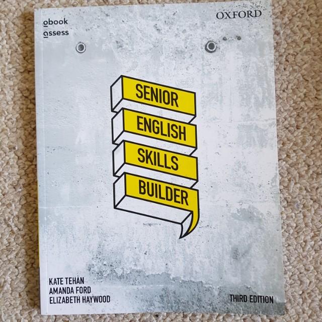 Senior English Skills Builder 3rd Edition