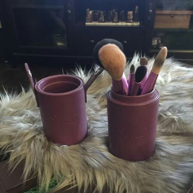 Sigma makeup brushes travel kit