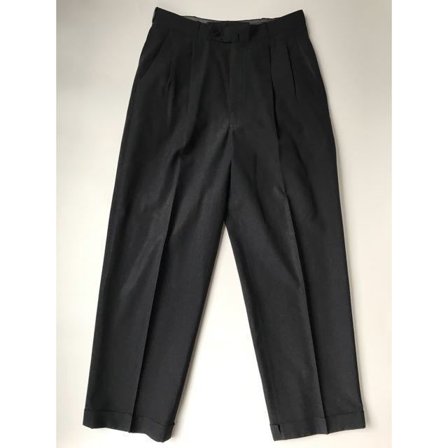 Suit pants high quality tailored