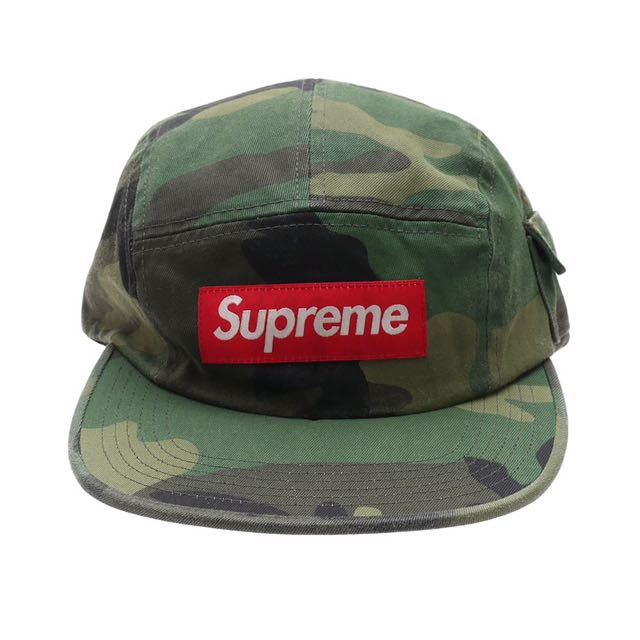 2528ec45 Supreme Wildlife Society Side Pocket Camp Hat Woodlands Camo, Men's  Fashion, Accessories on Carousell