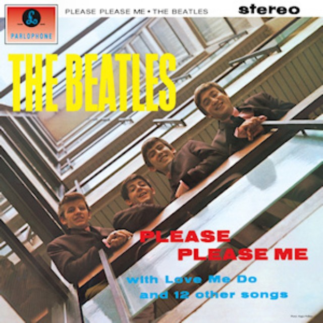 The Beatles - Please Please Me (1963) [CD Album]