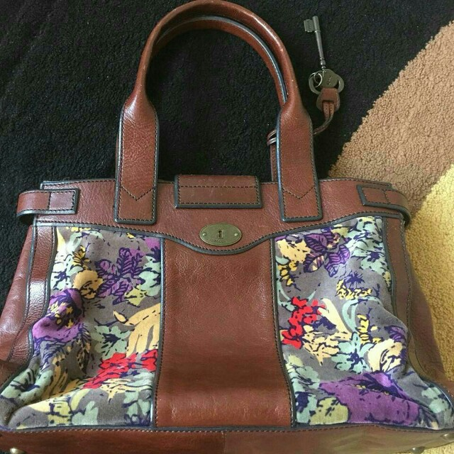 Ready Lagi Titip jual Fossil Vintage Good Condition