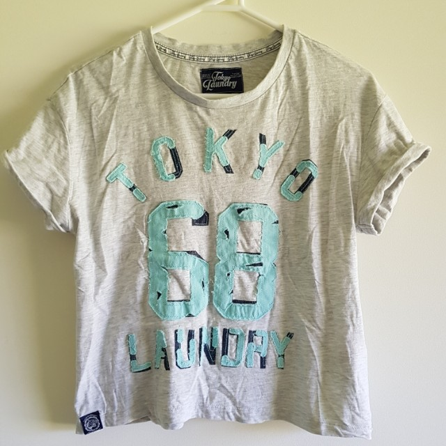Tokyo Laundry T-shirt Size 8