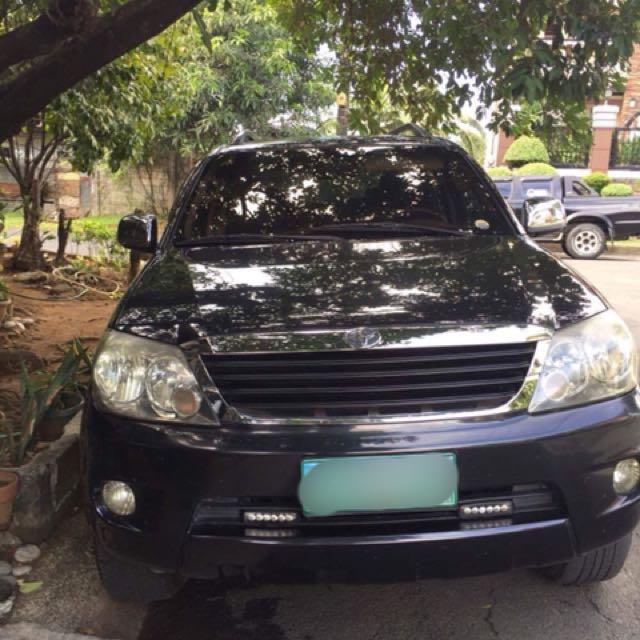 Toyota fortuner G