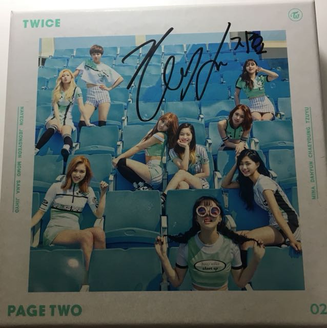 Twice Cheer Up Album