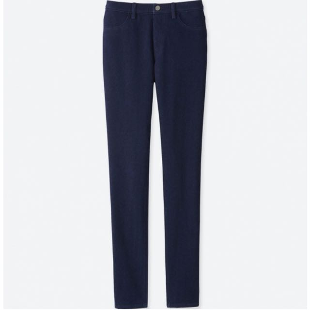 Uniqlo dark blue legging pants