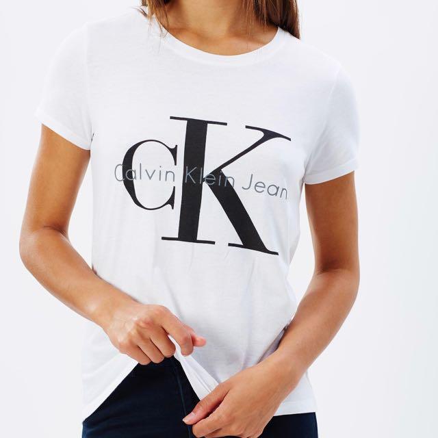 Urban Calvin Klein Logo T-shirt