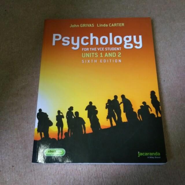 VCE Psychology