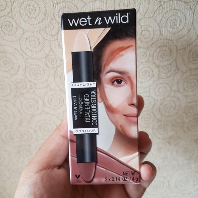 WET n WILD Megaglo Dual-ended Contour Stick