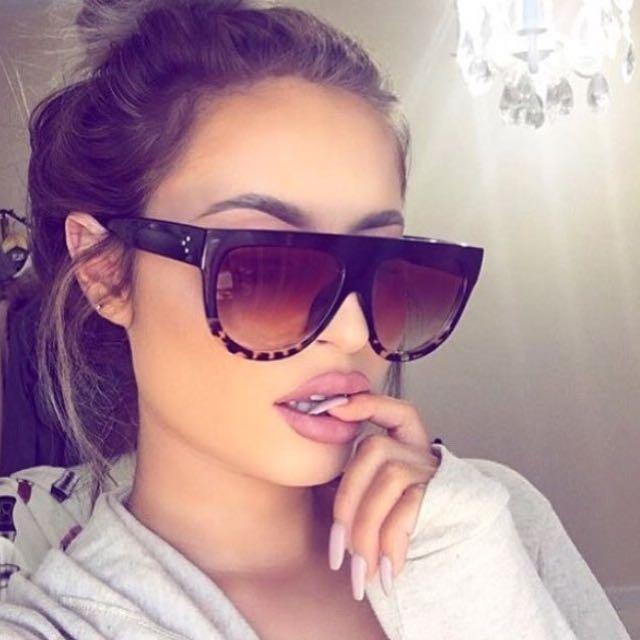 Women's sunglasses celine style - 4 colours