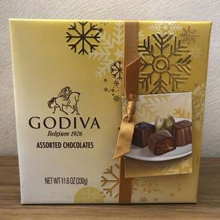 Godiva Assorted Chocolate 27 pcs