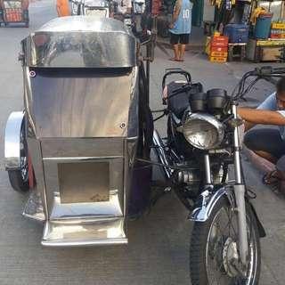 Sale!!! Yamaha motorcycle with sidecar