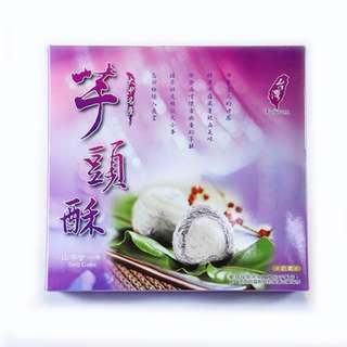 台灣直送 新東陽 泰樂芋頭酥 9件入