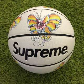 Supreme X Spalding Basketball
