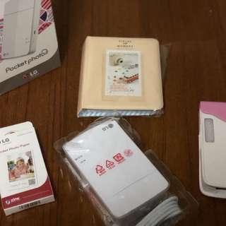 LG Pocket photo 口袋相印機 (PD251)最新款