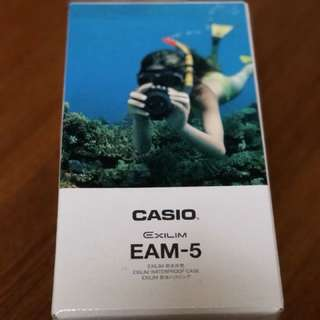 Casio fr10 fr100 防水殼 EAM-5