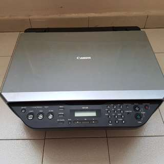 Preloved Canon Printer Fax MX308