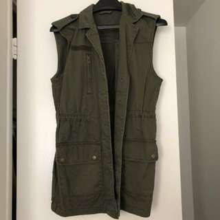 AEROPOSTALE Pretty Little Liar collab vest