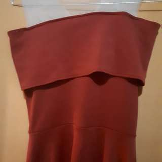 Red dress new