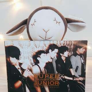 Super Junior 4th Album: Bonamana (B Ver.)