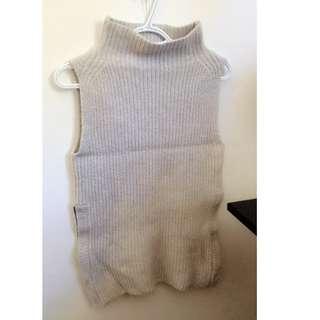 Aritzia sweater & shirt
